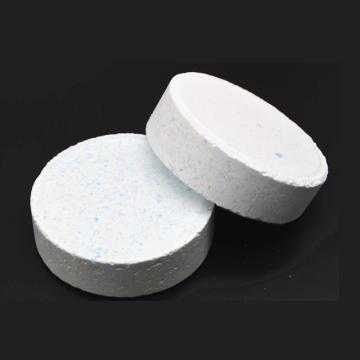 Bleaching Agent TCCA 90% Chlorine Tablets Trichloroisocyanuric Acid