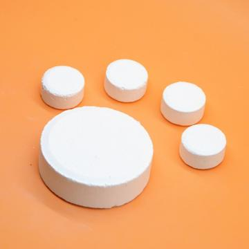 90% chlorine tablet for swimming pool