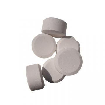 25kg Plastic Barrel Drinking Water Chlorine TCCA 90% Tablet SDIC