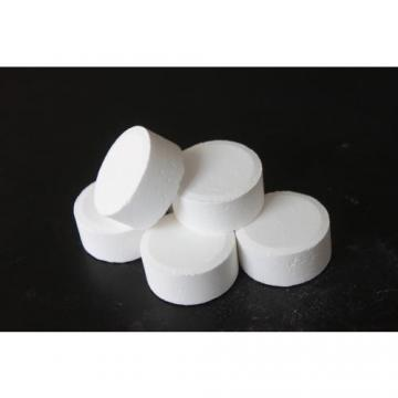 TCCA Swimming Pool Chemical 200g 3''/3' Chlorinating Tabs 90% Purity for Water Disinfection